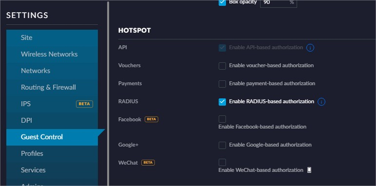 Ubiquiti UniFi Cloud Controller I Start Hotspot Cloud WiFi software